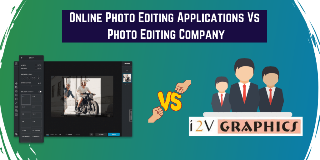 Online Photo Editing Applications Vs Photo Editing Company: Which is Best for Product Photography & Why?