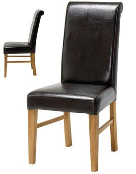Chair cut out on white background